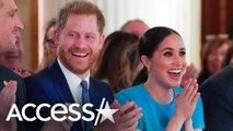 Meghan Markle's 1st Speech Since Stepping Down as Royal