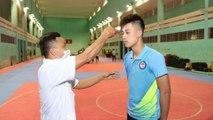 Trung tâm huấn luyện thể thao QG Hà Nội phòng dịch Covid-19