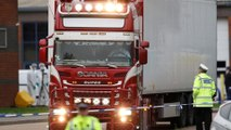 Anh buộc tội thêm 1 nghi phạm vụ 39 thi thể trong xe tải