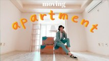 I am FINALLY Moving Apartments in Seoul ! ✨ [Apartment Series Ep. 1] | Sissel
