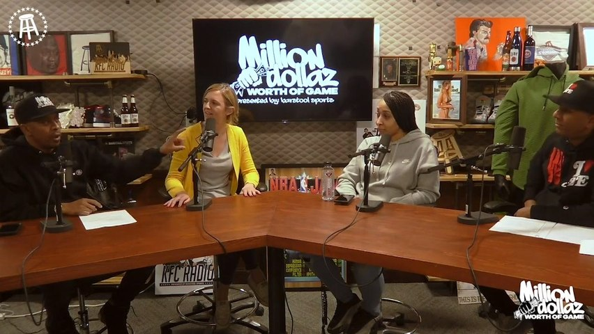 """FULL VIDEO: MILLION DOLLAZ WORTH OF GAME EP:52: """"LETS TALK ABOUT SEX"""""""