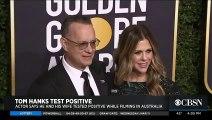 Tom Hanks and Rita Wilson being treated for coronavirus