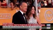 Tom Hanks And Wife Rita Wilson Say They Have Coronavirus
