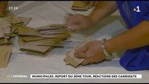 municipales : victoires acquises pour 15 maires sur 48