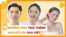 Những pha thả thính khó đỡ của sao Việt - YAN
