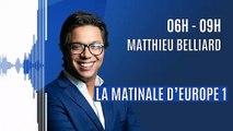Discours d'Emmanuel Macron : de la solennité jeudi, à la gravité lundi