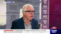 """Le confinement mettra au moins """"14 jours"""" à prouver son efficacité, estime le Pr Gilles Pialoux"""