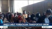 Anies Cabut Pembatasan Transportasi Umum