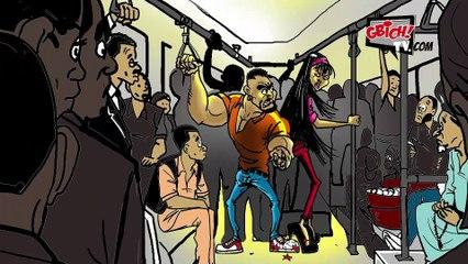 Titi wêrê wêrê - Gbangban dans le bus