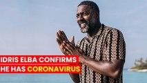 British Actor Idris Elba Tested Positive For The Novel Coronavirus