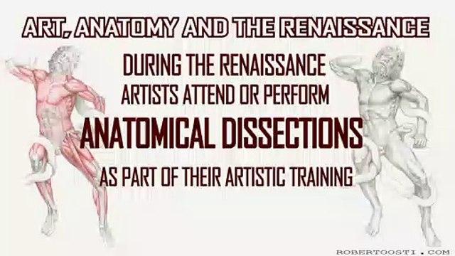 Art, Anatomy and Renaissance by Roberto Osti