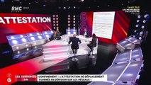 Les tendances GG : Confinement, l'attestation de déplacement tournée en dérision sur les réseaux ! - 17/03