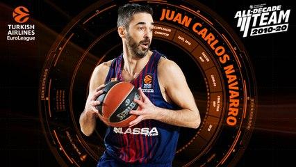 2010-20 All-Decade Team: Juan Carlos Navarro