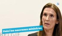 Sophie Wilmès a prêté serment à la tête d'un gouvernement de plein exercice mais limité: voici les nouveaux ministres