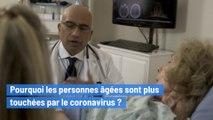 Pourquoi les personnes âgées sont plus touchées par le coronavirus ?