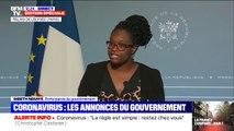 """Sibeth Ndiaye: """"Les Français ne pourront pas acheter de masque dans les pharmacies, car ce n'est pas nécessaire si l'on n'est pas malade"""""""