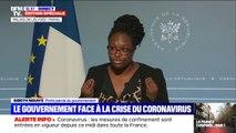 """Sibeth Ndiaye: """"Je ne peux pas garantir aux Français que ça ne durera que quinze jours"""""""