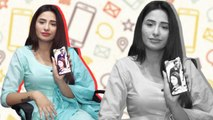 What's in My Mobile Phone with Mahira Sharma |Exclusive Interview |FilmiBeat
