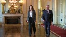 Coronavirus: Sophie Wilmès a prêté serment à la tête d'un gouvernement de plein exercice mais limité