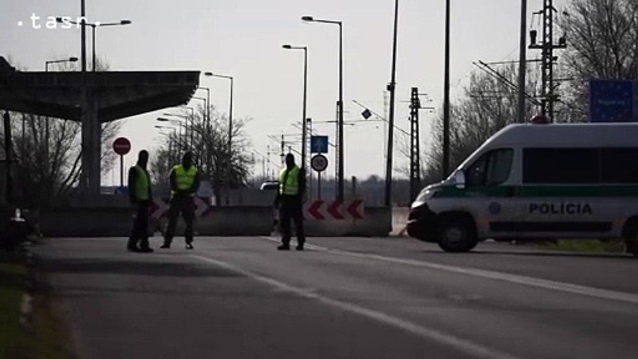 KORONAVÍRUS: Maďarsko pre cudzincov uzatvorilo svoje hranice