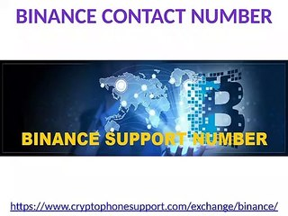 Let experts any problem with Binance software customer care number