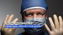 Lack of protective equipment: how can you help?