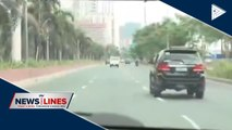 Checkpoints in place in various places in Manila