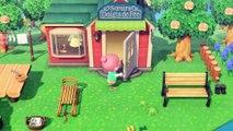 """Animal Crossing New Horizons, bande-annonce """"Votre ile, votre vie"""""""