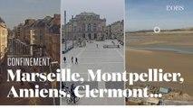 Tour de France des villes confinées après l'annonce de nouvelles mesures contre le coronavirus