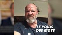 Philippe Etchebest pousse un coup de gueule après le discours de Macron