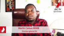 MARTIN CAMUS MIMB : Il est logique de reporter le CHAN 2020 !