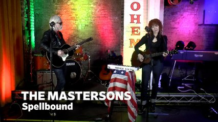"""Dailymotion Elevate: The Mastersons - """"Spellbound"""" live at Cafe Bohemia, NYC"""