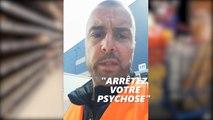 Pénurie: ce chauffeur-livreur va vous convaincre de ne pas vous ruer au supermarché