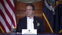 New York Governor Cuomo Dismisses Rumors About NYC Quarantine, Says 'I Have No Interest'