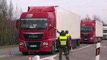 Coronavirus : embouteillage monstre aux frontières de l'Europe