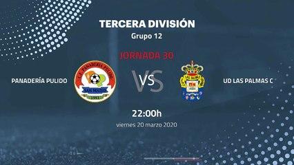 Previa partido entre Panadería Pulido y UD Las Palmas C Jornada 30 Tercera División
