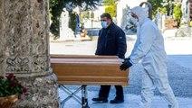 Kovid-19 salgını, İspanya'da bir günde 738 kişinin ölümüne sebep oldu
