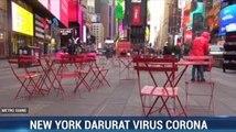 Dampak Virus Corona Bagi Pengusaha di New York