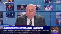 Loi d'urgence: 25 ordonnances pour tenter de sauver l'économie