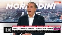 Chloroquine : pourquoi Didier Raoult s'oppose au gouvernement ? (vidéo)