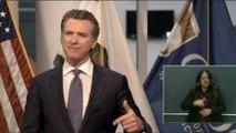 """Coronavirus: l'État de Californie a besoin de """"50.000 lits supplémentaires"""""""