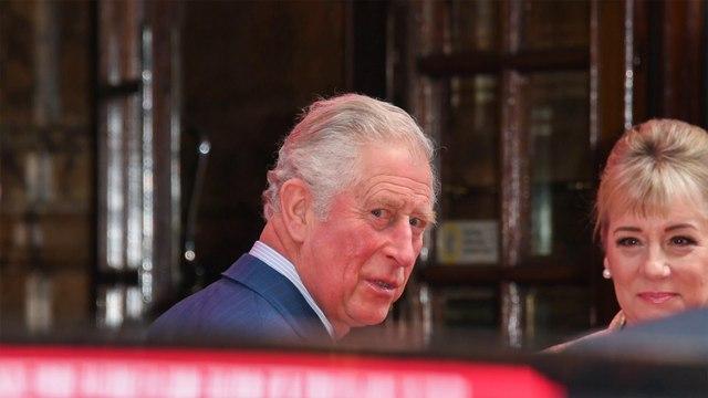 BREAKING NEWS: Prince Charles has tested positive for coronavirus