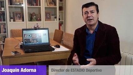 La portada de ESTADIO Deportivo 25-03-2020