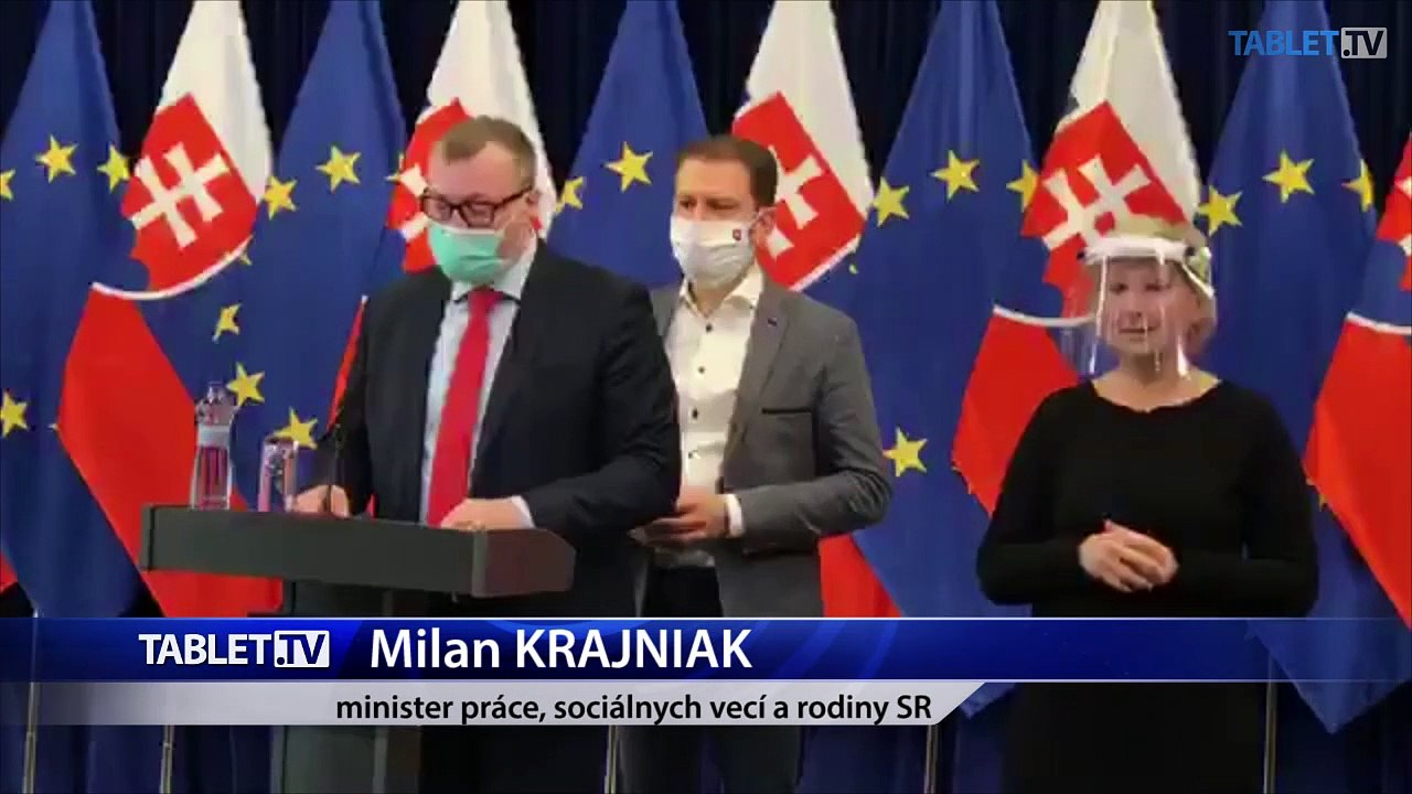 ZÁZNAM: TK I. Matoviča a M. Krajniaka