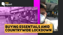 On Day 1 of Total Lockdown, I Waited Hours to Get Milk at Chhatarpur | The Quint