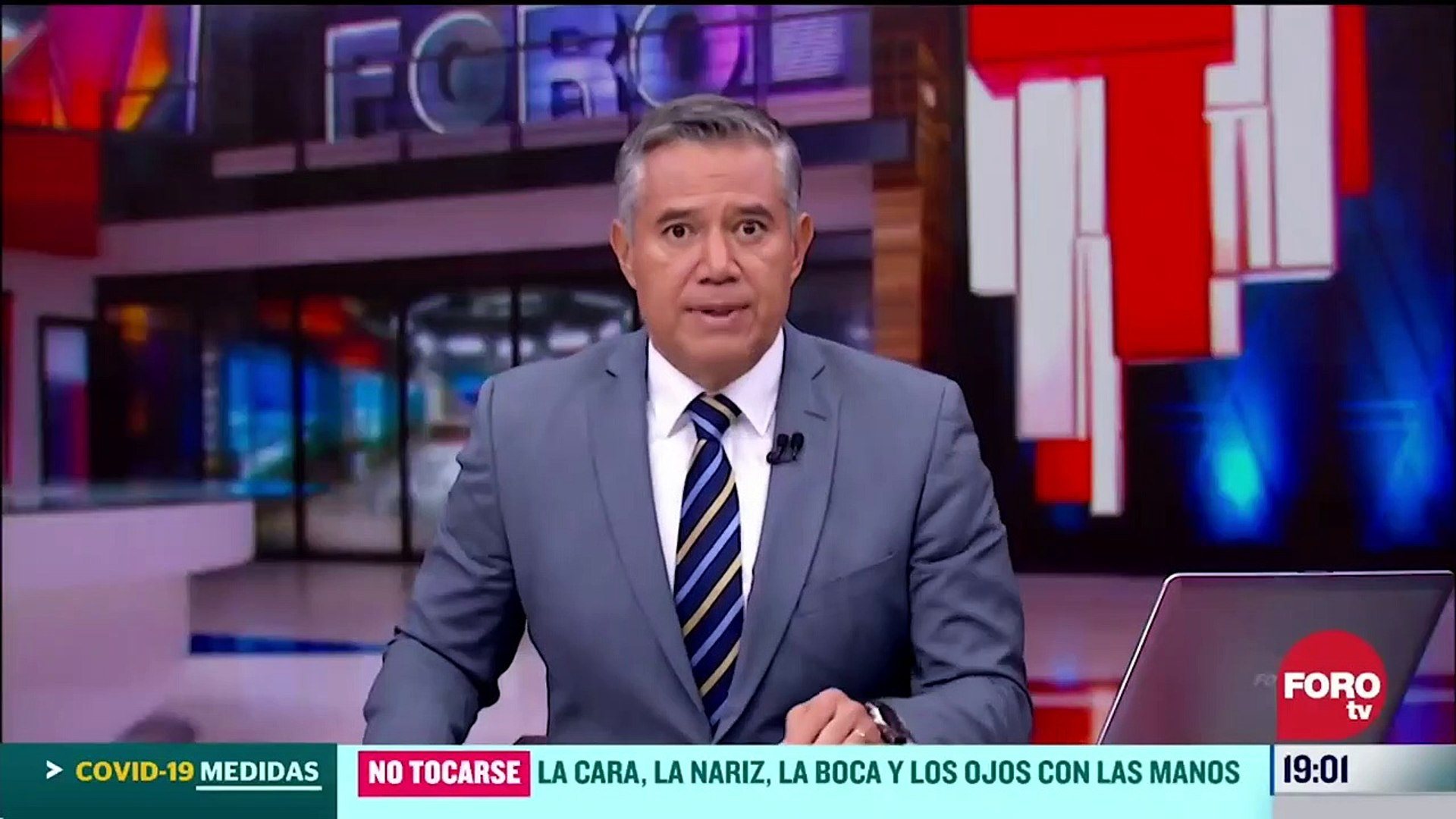 CORONAVIRUS llega a MEXICO