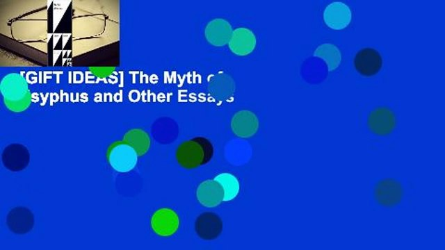 [GIFT IDEAS] The Myth of Sisyphus and Other Essays