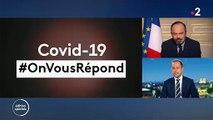 La réponse du Premier Ministre, Edouard Philippe, qui a glacé les téléspectateurs, hier soir, en direct dans le journal de 20h de France 2