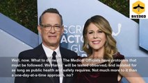 Tom Hanks, Rita Wilson test positive for coronavirus