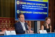 New York City shelter in place_ Andrew Cuomo says it's unlikely after Bill de Blasio told resident